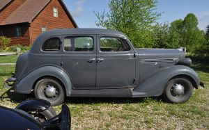 1939 Plymouth Sedan 1