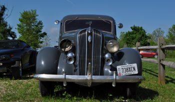1936 Plymouth Sedan full