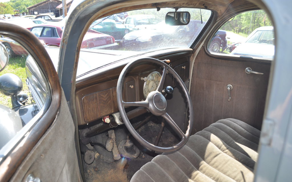 1939 Plymouth Sedan 3