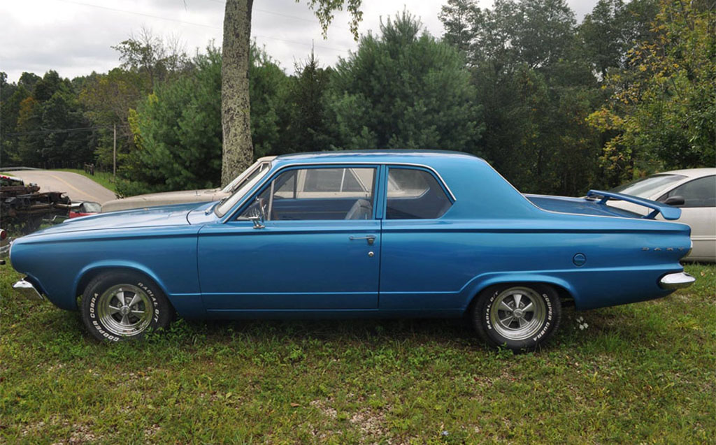 Dodge Performance Parts >> SOLD! 1965 Dodge Dart - Cliff Stapleton's Garage
