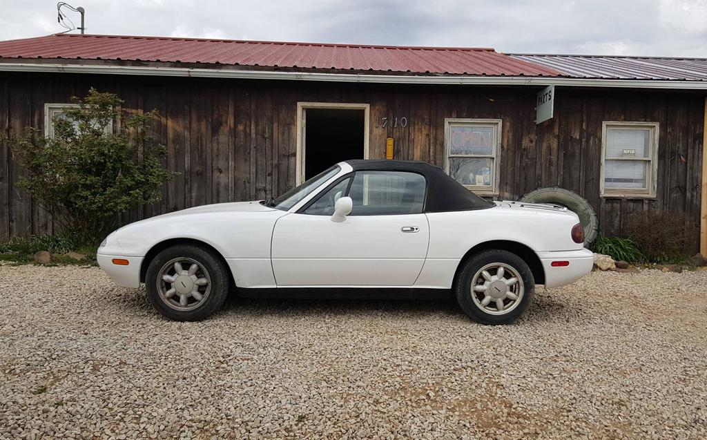 1997 Mazda Miata (1)
