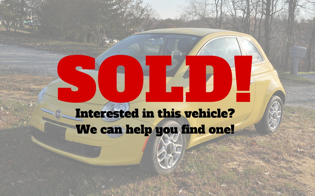 SOLD! FIAT