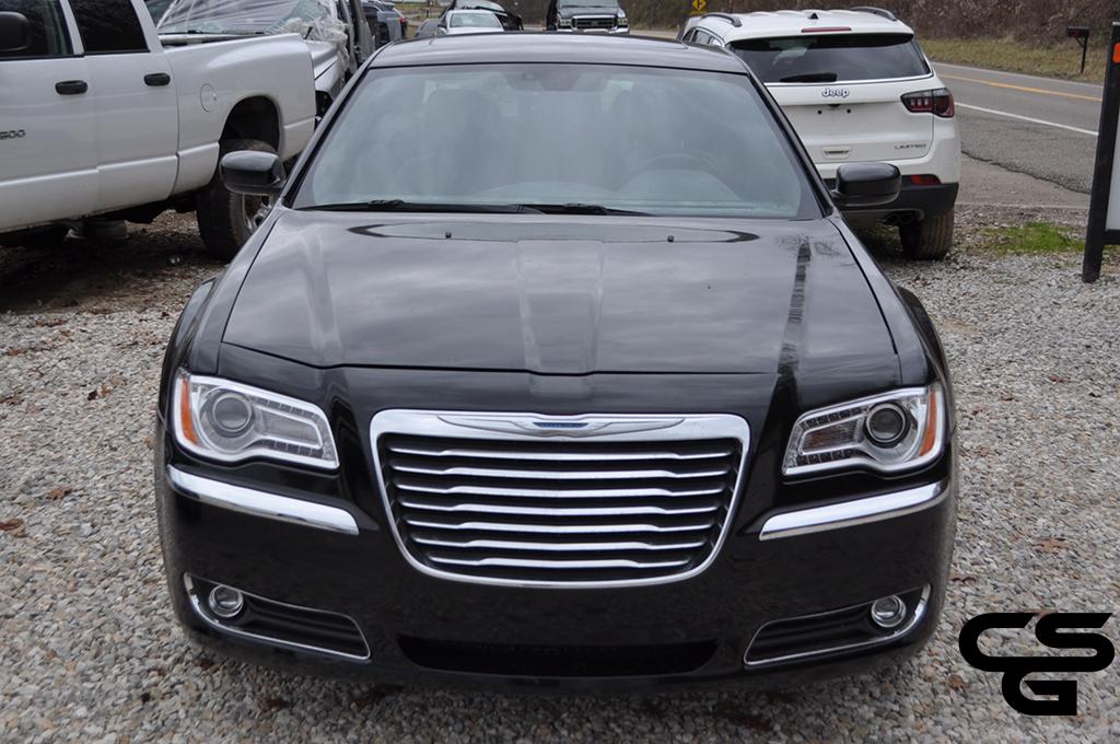 2012 Chrysler 300 AWD